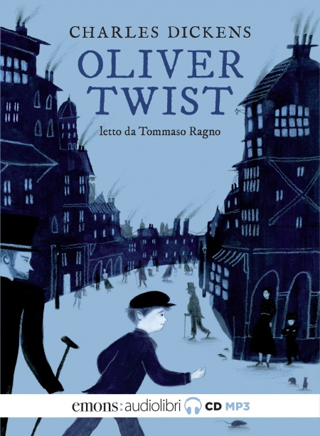 Oliver Twist © Harriet Hobday
