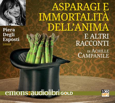 Asparagi e immortalità dell'anima GOLD