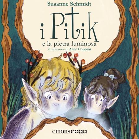 I Pitik e la pietra luminosa - audio
