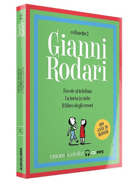 Cofanetto Rodari 2