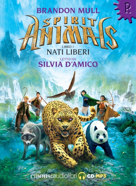 Spirit Animals. Nati liberi