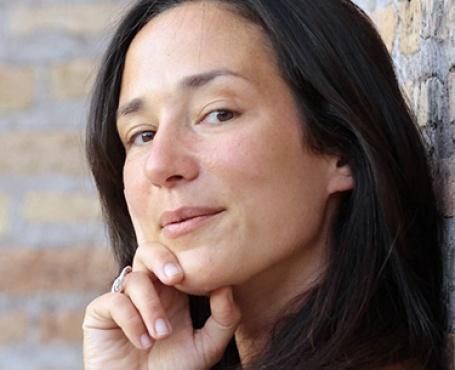 Chiara Gamberale (c) Giliola Chisté